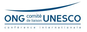 NGO UNESCO Liaison committee logo