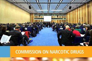 Commission des stupéfiants