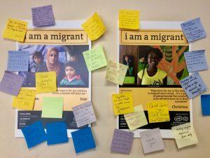 Wall of solidarity