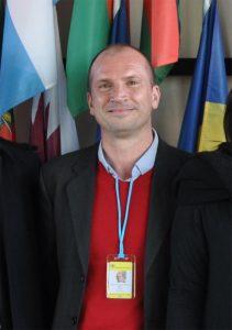 Antonio J. Molina, Therapeutic Coordinator at Dianova Spain