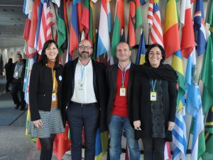 Dianova group at the CND60