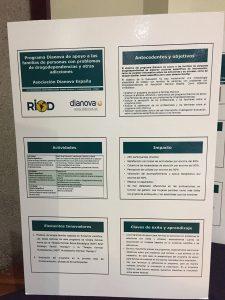 Dianova poster at the RIOD seminar