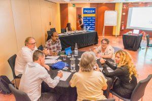 Workshop en los encuentros de Dianova