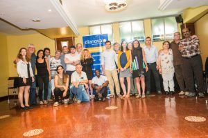 Participants in Dianova workshops