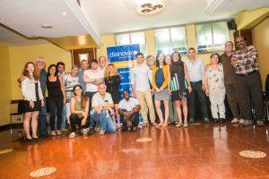 Participants aux ateliers de Dianova