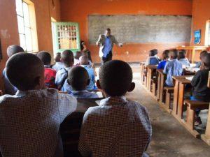 Basic education programs build skills for the future in Rwanda