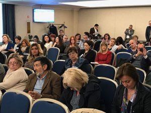Participants in the SITD Lazio event