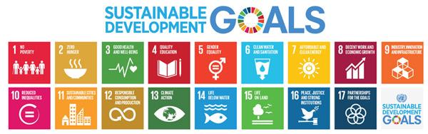 Objertivos de desarrollo sostenible