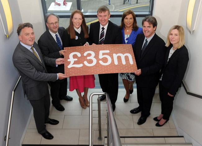Barclays anuncia un paquete de £35 millones para el alojamineto social en Irlanda del Norte