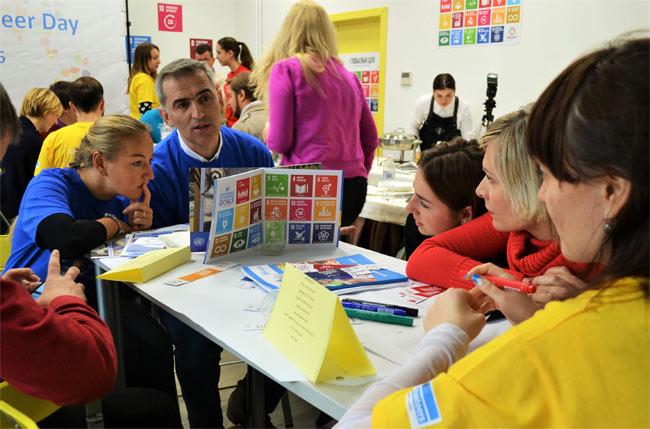 Participation of civil society on SDGs in Ukraine