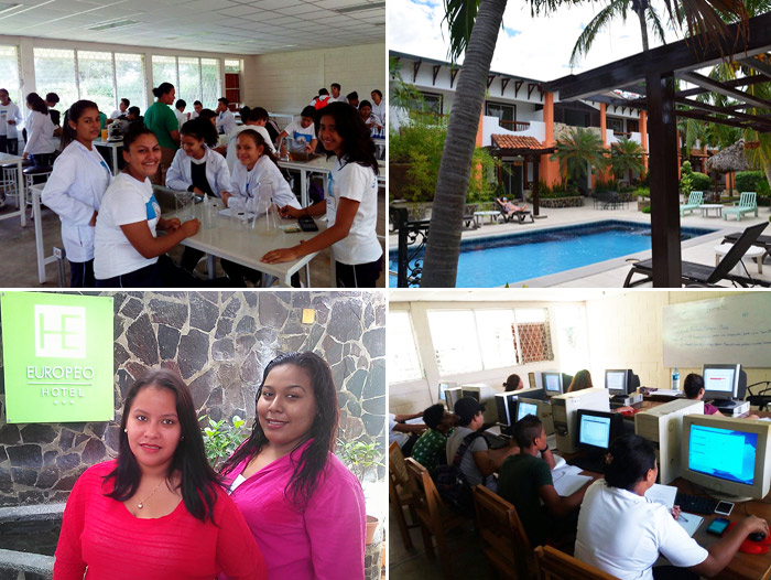 Activities of the Dianova Nicaragua foundation