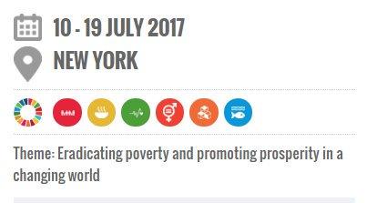 Forum politique de haut niveau sur le développement durable
