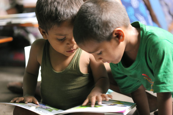 Programa de alfabetización