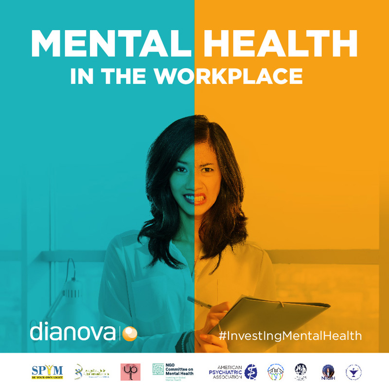 Campaign on mental health in the workplace