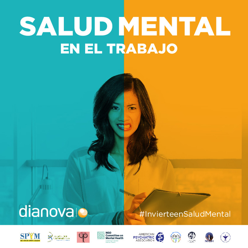 Trabajos de salud mental