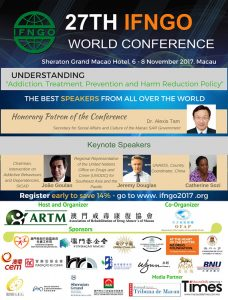 IFNGO world conference poster