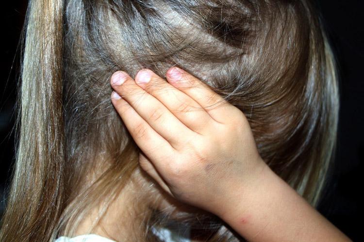 Enfant témoin de violence