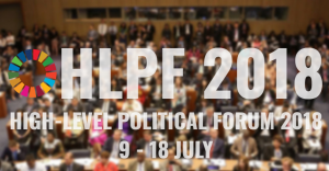 High level political forum 2018
