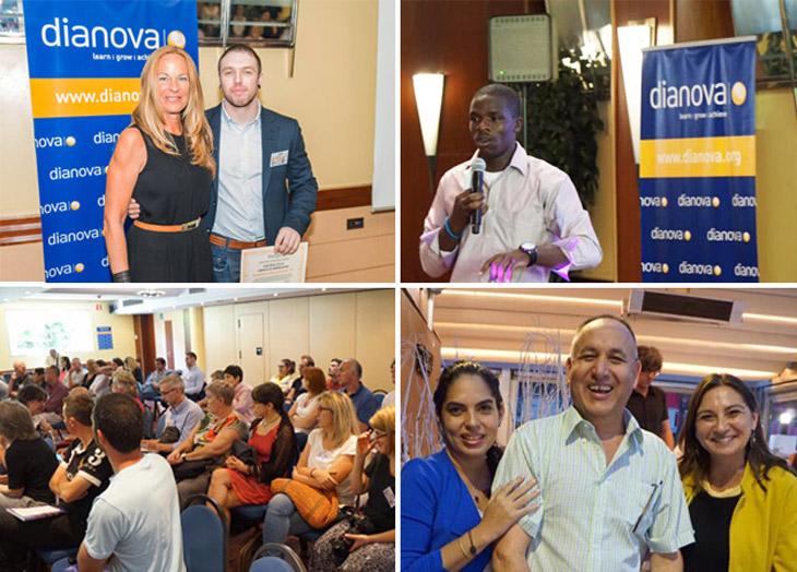 Dianova annual meetings 2017