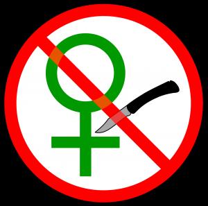 No a la mutilación genital femenina
