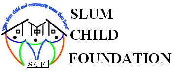 Slum Child Foundation logo