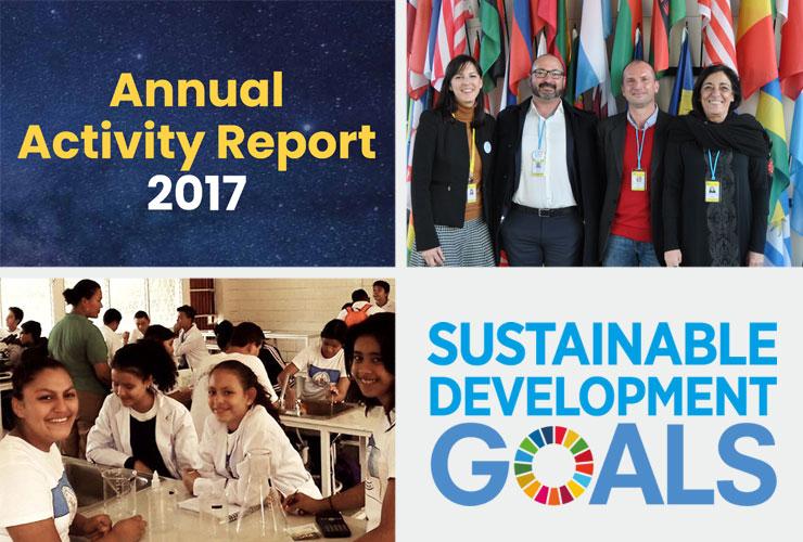 rapport annuel dianova 2017
