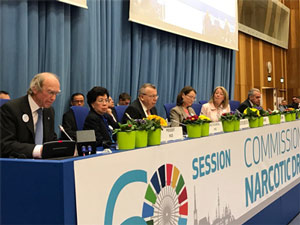 CND reconvened 61st session