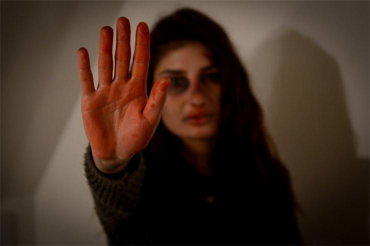 Violence l'égard des femmes