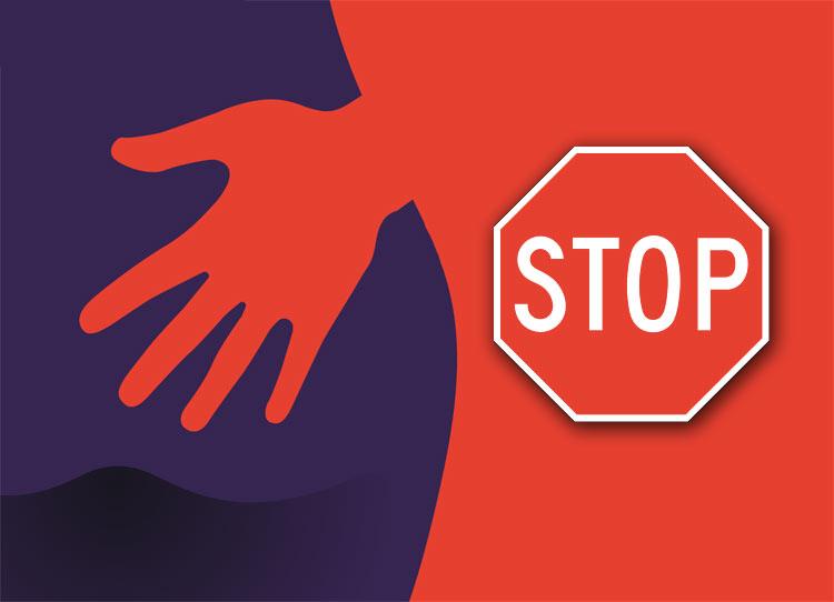 Stop au harcèlement sexuel au travail