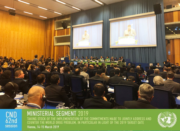 CND 62 Ministerial segment