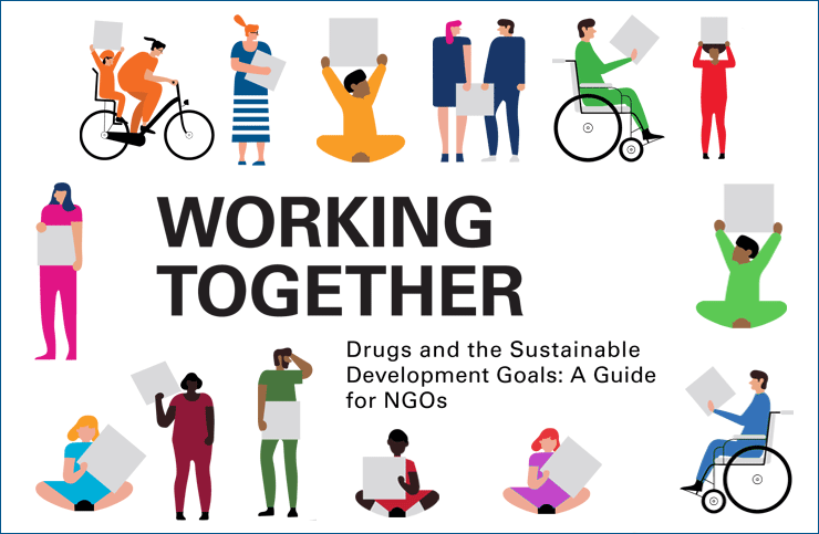 Drugs and SDGs: a guide for NGOs