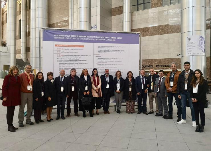 Health Tourism and Addiction Rehabilitation Symposium