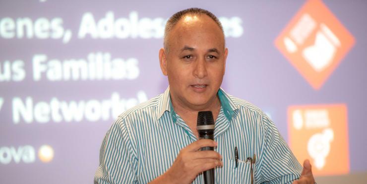 Alberto León, Dianova Nicaragua