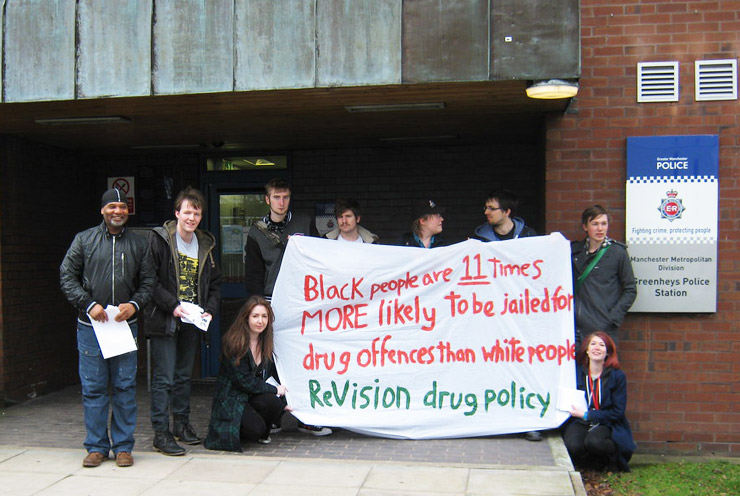 Revision drug policy