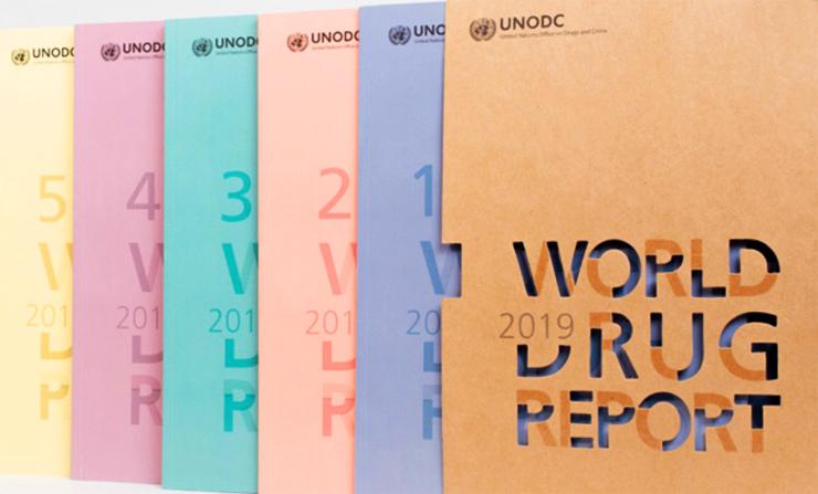 Rapport mondial sur les drogues 2019