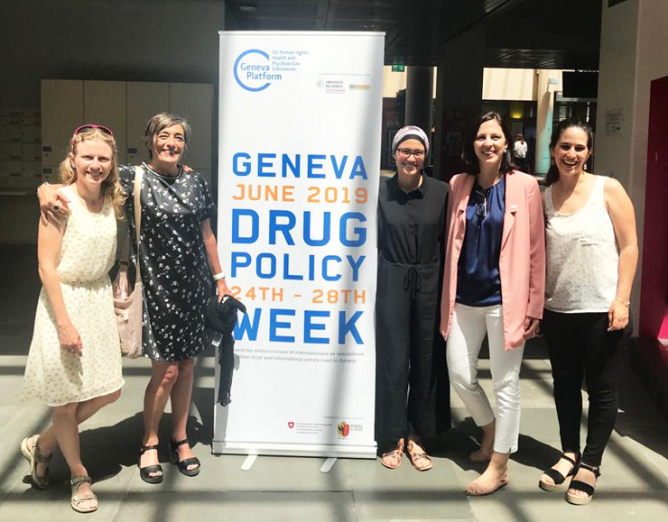 Dianova at the Geneva Drug Policy Week