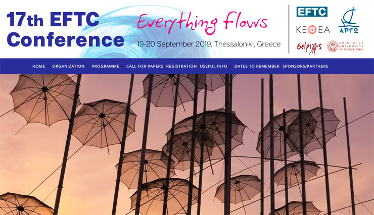 17th EFTC Conference