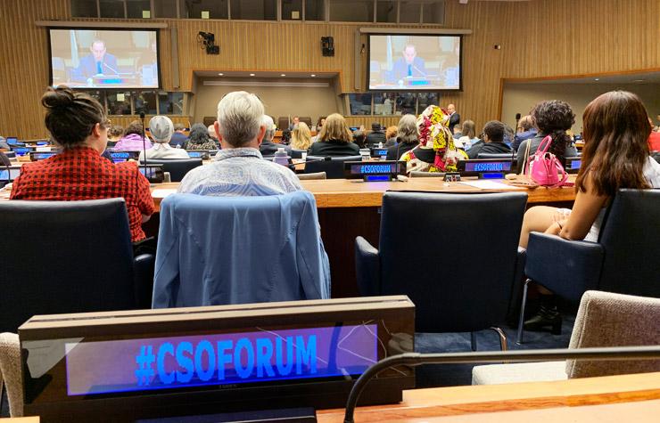 Forum société civile