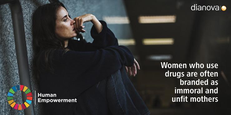 Dianova's Human Empowerment campaign