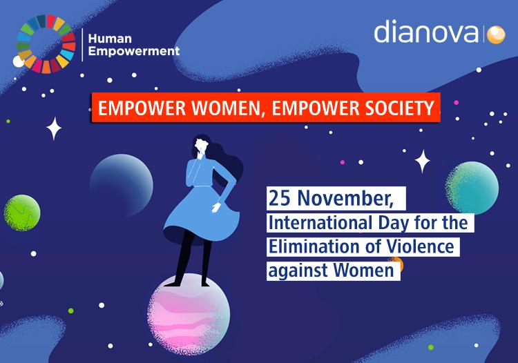 Empower women, empower society
