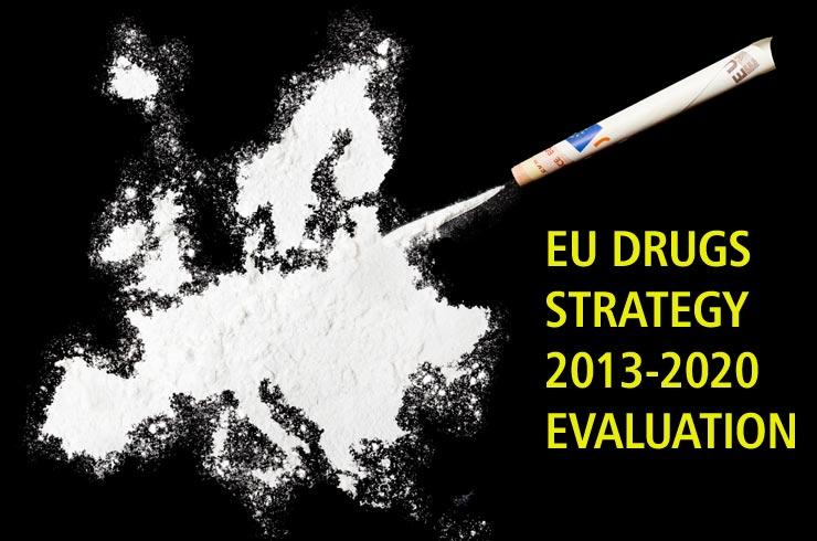 Consulta sobre la estrategia europea sobre drogas