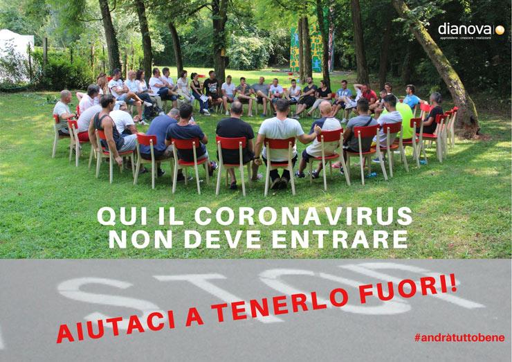 Dianova Italy campaign