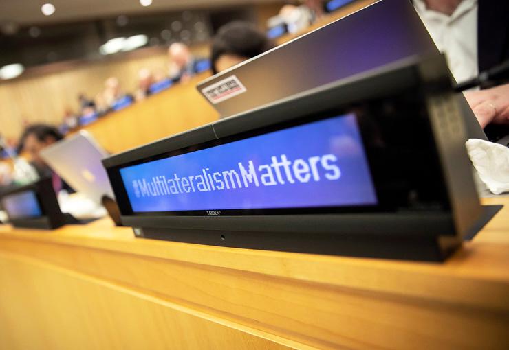 El multilateralismo cuenta