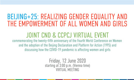 Joint CND & CCPCJ Virtual Event