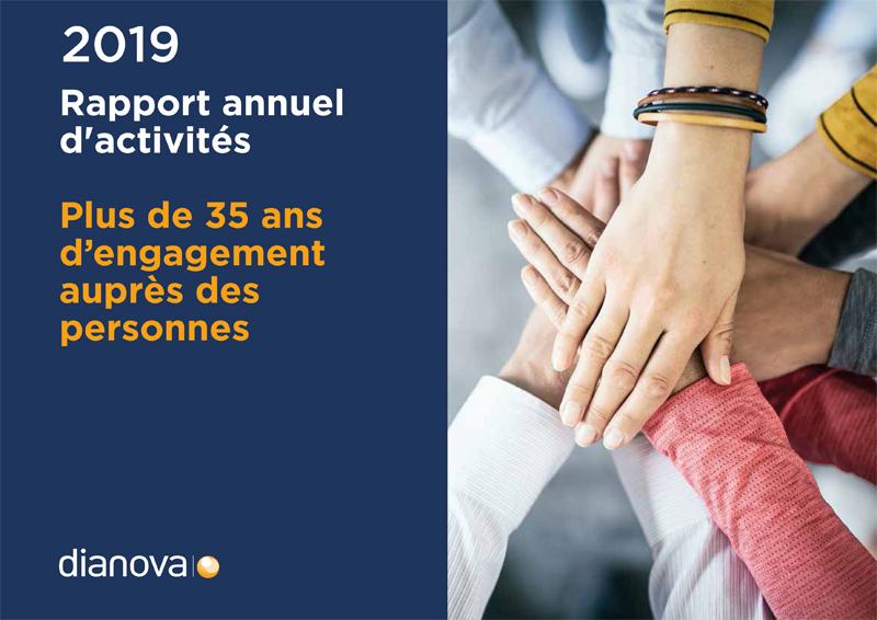 Rapport annuel d'activités 2019