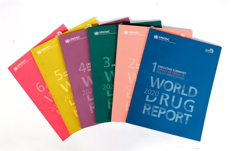 Informe mundial sobre las drogas 2020