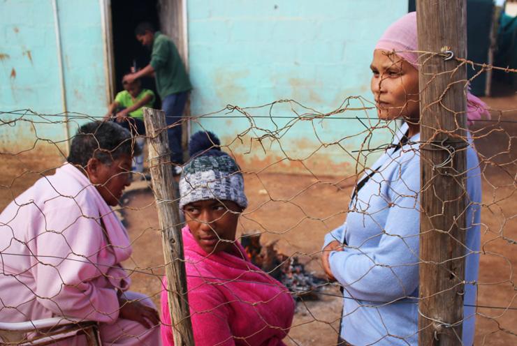 Femmes rurales en Afrique du Sud