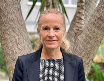 Mary Christina Lizarza, President of Dianova International
