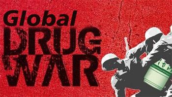 Global Drug War, Licence CC