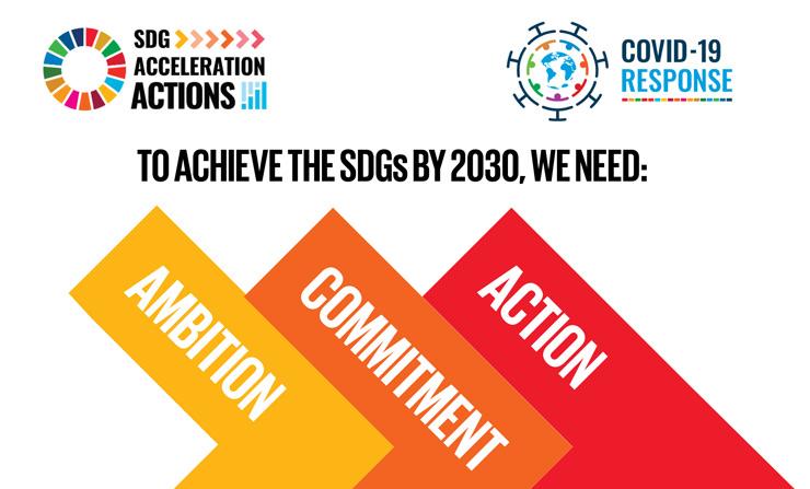 Alcanzar los ODS en 2030